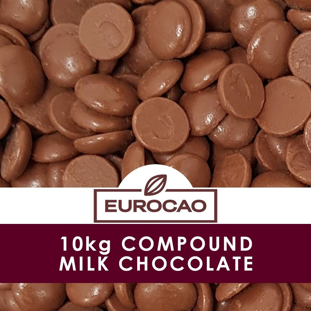 Milk Compound Chocolate - 10kg Bag
