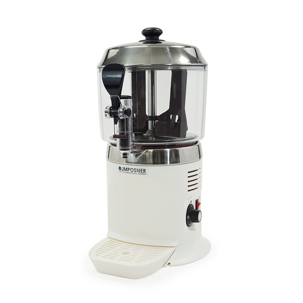Hot Chocolate Drink Maker - White