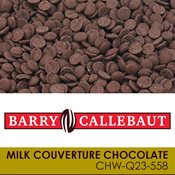 additional image for Barry Callebaut - Milk Couverture Chocolate - 10kg