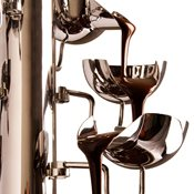 additional image for SQ4 Tall Cascading Dual Chocolate Fountain