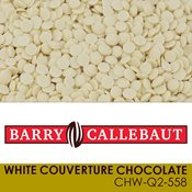additional image for Barry Callebaut - White Couverture Chocolate - 10kg