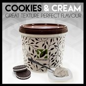 additional image for Cookies and Cream Dessert Filling - 6kg Tub