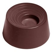 additional image for Chocolate Mould - Cylinder With Gravure