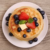 additional image for Finest Belgian style Waffle mix - 2.3kg Bag