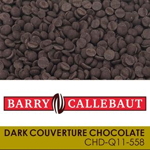Barry Callebaut - Dark Couverture Chocolate  - 10kg
