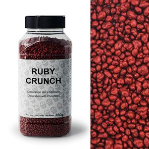 Ruby Crunch Sprinkles 750g Bottle
