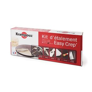 The Crepe Maker Complete Tool Kit by Krampouz