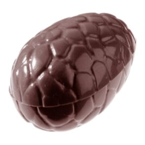 Chocolate Mould - Egg Kroko - 35mm