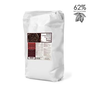 Luxury Belgian Dark Chocolate - 2.5 kg Bag