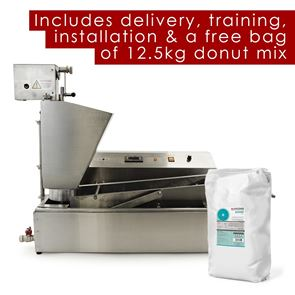 Professional Compact Mini Ring Donut Maker