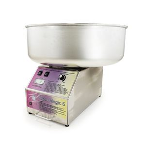 Spin Magic Cotton Candy Machine - with metal bowl